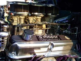 Multi-Carb. Mopar by DetroitDemigod