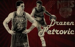 Drazen Petrovic by Archer120