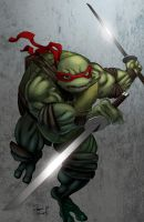 Frank Fosco Leo by Ninja-Turtles