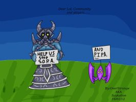 Say NO to SOPA and PIPA by OverStrange