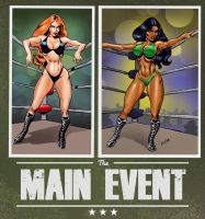 Main-event by ciscokidd44