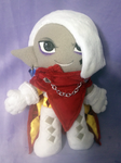 Ghirahim Plush .: Tumblr Commission :. by AlicornParty