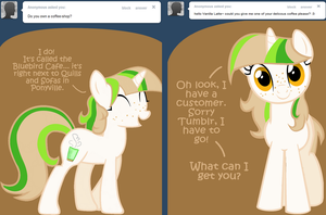 What About Your Coffee Shop? by Miss-Vani