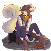 Neopets - Adraen by Fluffycola