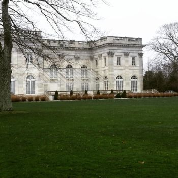 The Breakers Mansion by acaidia