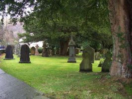 LD Grasmere Church 13 by wilterdrose-stock