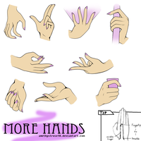 More Hands by NuciComs