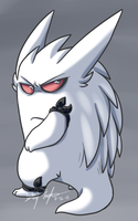 What're you lookin' at? by PhantomCat