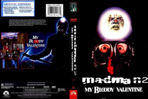 Madman 2 DVD cover by SteveIrwinFan96
