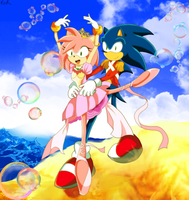 Sonamy - Dance of the Sugar Plum Princess by koda-soda