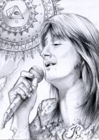 Steve Perry by JeremyLovecraft