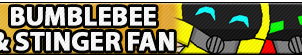 Bumblebee and Stinger Fan by Howie62