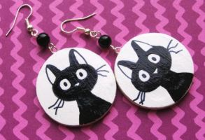 Kiki's Delivery Earrings 02 by SamanthaBossy