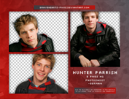 Pack png 348: Hunter Parrish by BraveHearts-PNGS