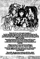 Oh Humanity Manga Intro by SladeFaust