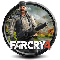 FarCry 4 Icon by S7 by SidySeven