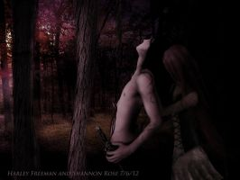 A Stab in the Back for the Love in Your Heart by Sacrinoxia