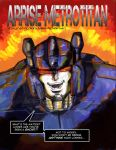 Transformers: Oblivion #3 page 1 by Optimus8404