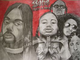 Bone Thugs-N-Harmony '07 by KiHunter