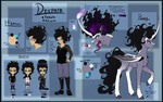 Lady Despair .:Ref:. by XKSilver