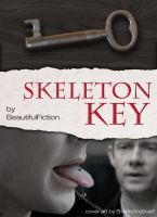 Skeleton Key - cover for BeautifulFiction by SherlocksScarf