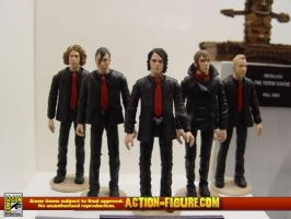 MCR action figures by mcr-raven