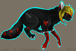 Adoptable 4  -SOLD- by CorruptedClarence