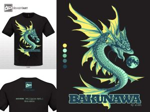 Bakunawa: Moon-Eater 5 colors
