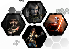 Star Wars: The Old Republic by WE4PONX