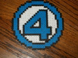 Fantastic Four logo by EternalBarrel