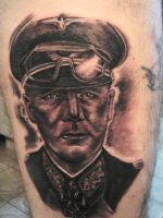 my nazi tattoo by TATTOOQAC