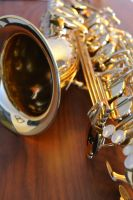 February Shootout Day 17 - Tenor Saxophone by queen382