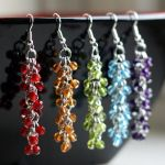 Gemdrop Rock Candy Earrings by Utopia-Armoury