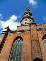 30-04-2013 Riga, St. Peter's Church 2 by Dunkel17