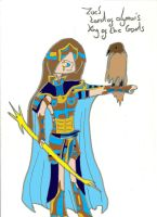 Zues War Picture: Coloured by xxxBrokenSoulxxx
