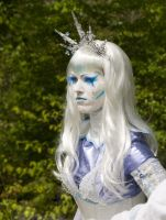 Ice Queen Costume by daisyamnell