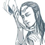 young Elrond by yollo8