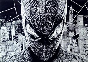 The Amazing Spider-man by Cloud22ds