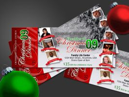 Christmas Tickets by cgitech