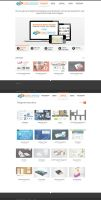 Iconic Graphics Website 2012 by themerboy