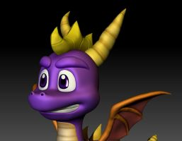 Spyro finished 01 by sav8197