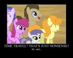 Doctor Whooves Motivational by CrossoverPrincess