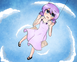 in the sky by KayonoChan
