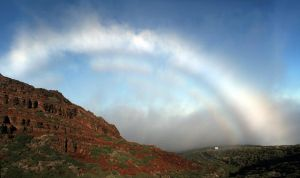 Fogbow at ORM by astrofireball