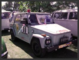 Indonesia VW Fest - Type 181 1 by atot806