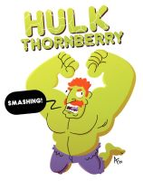Hulk Thornberry by AF16