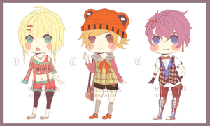 [CLOSED] Set Price Adopts Batch 1 by reitadopts