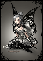 Gothica's Rockin' Fairy Look by PiccoloFreakNamick