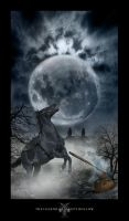 The Legend Of Sleepy Hollow by satirick