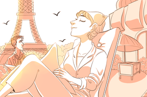 In Paris by 2TONocean